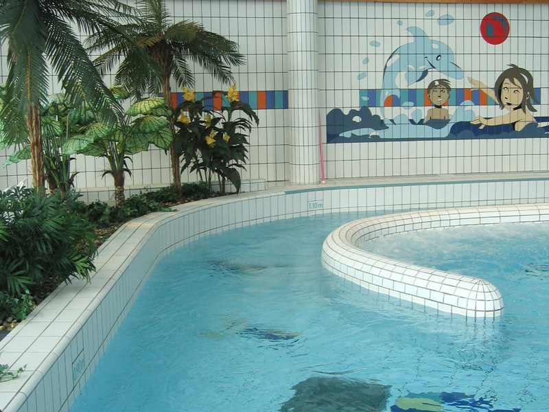 Piscine Sirena, Carpiquet