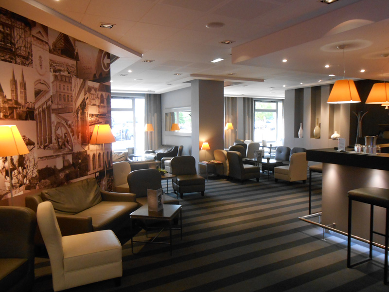 Hôtel Mercure Caen Centre - Lounge bar